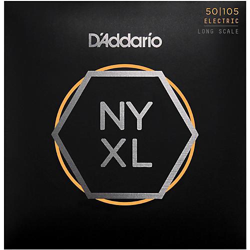 D'Addario NYXL50105 Gauge NPS Long-Scale Bass Strings