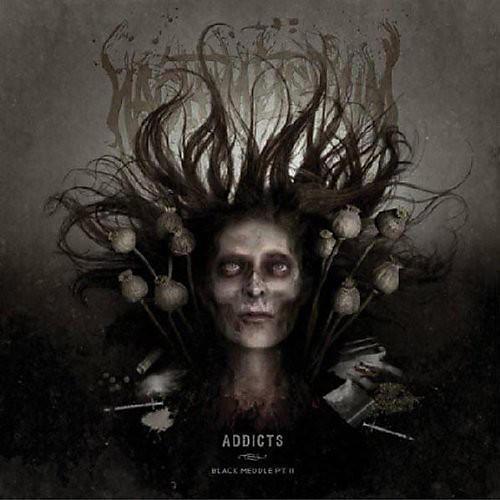 Alliance Nachtmystium - Addicts Black Meddle Pt II