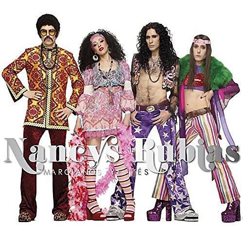 Alliance Nancys Rubias - Marcianos Ye-Yes