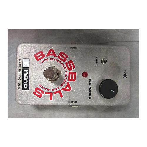Electro-Harmonix Nano Bassballs Bass Effect Pedal