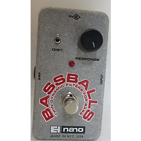 used electro harmonix nano bassballs bass effect pedal guitar center. Black Bedroom Furniture Sets. Home Design Ideas