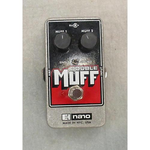Electro-Harmonix Nano Double Muff Distortion Effect Pedal