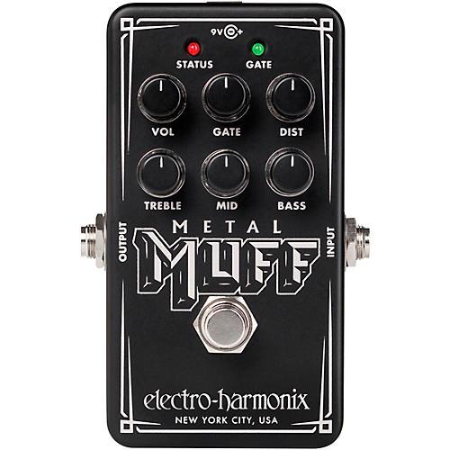 Electro-Harmonix Nano Metal Muff Distortion Effects Pedal