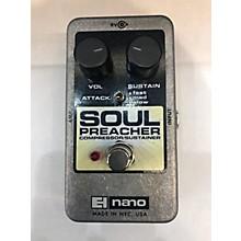 Electro-Harmonix Nano Soul Preacher Compressor Effect Pedal