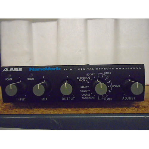 Alesis Nanoverb II Effects Processor