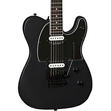 NashVegas Select with Floyd Electric Guitar Black Satin