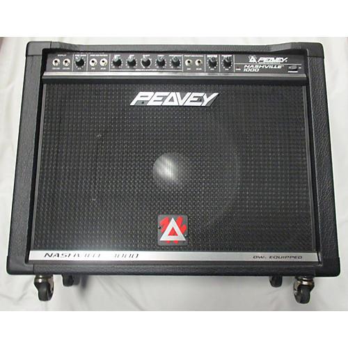 used peavey nashville 1000 guitar combo amp guitar center. Black Bedroom Furniture Sets. Home Design Ideas