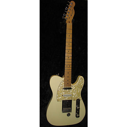 used nashville b bender telecaster solid body electric guitar cream guitar center. Black Bedroom Furniture Sets. Home Design Ideas