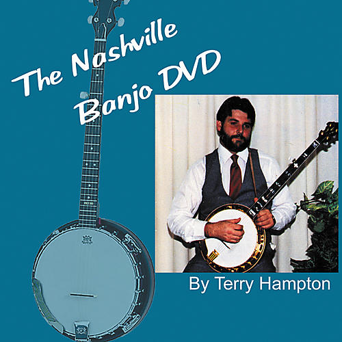 Morrell Music Nashville Banjo Songbook DVD
