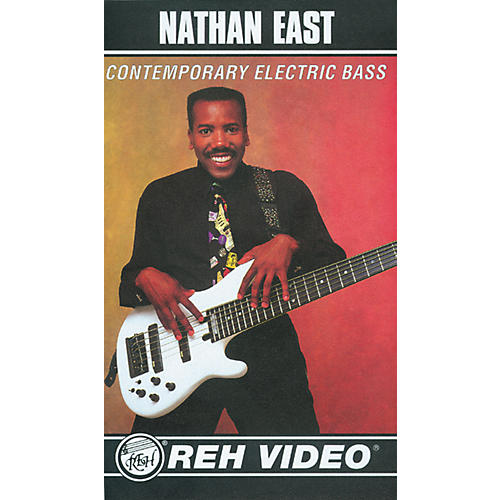 Alfred Nathan East Contemporary Electric Bass Video