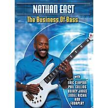Hal Leonard Nathan East The Business Of Bass (DVD)