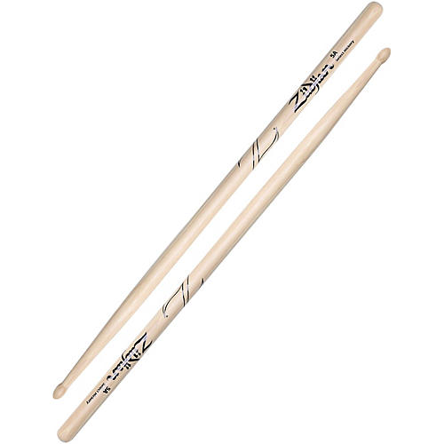 Zildjian Natural Hickory Drum Sticks