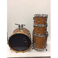 Slingerland Natural Maple Drum Kit