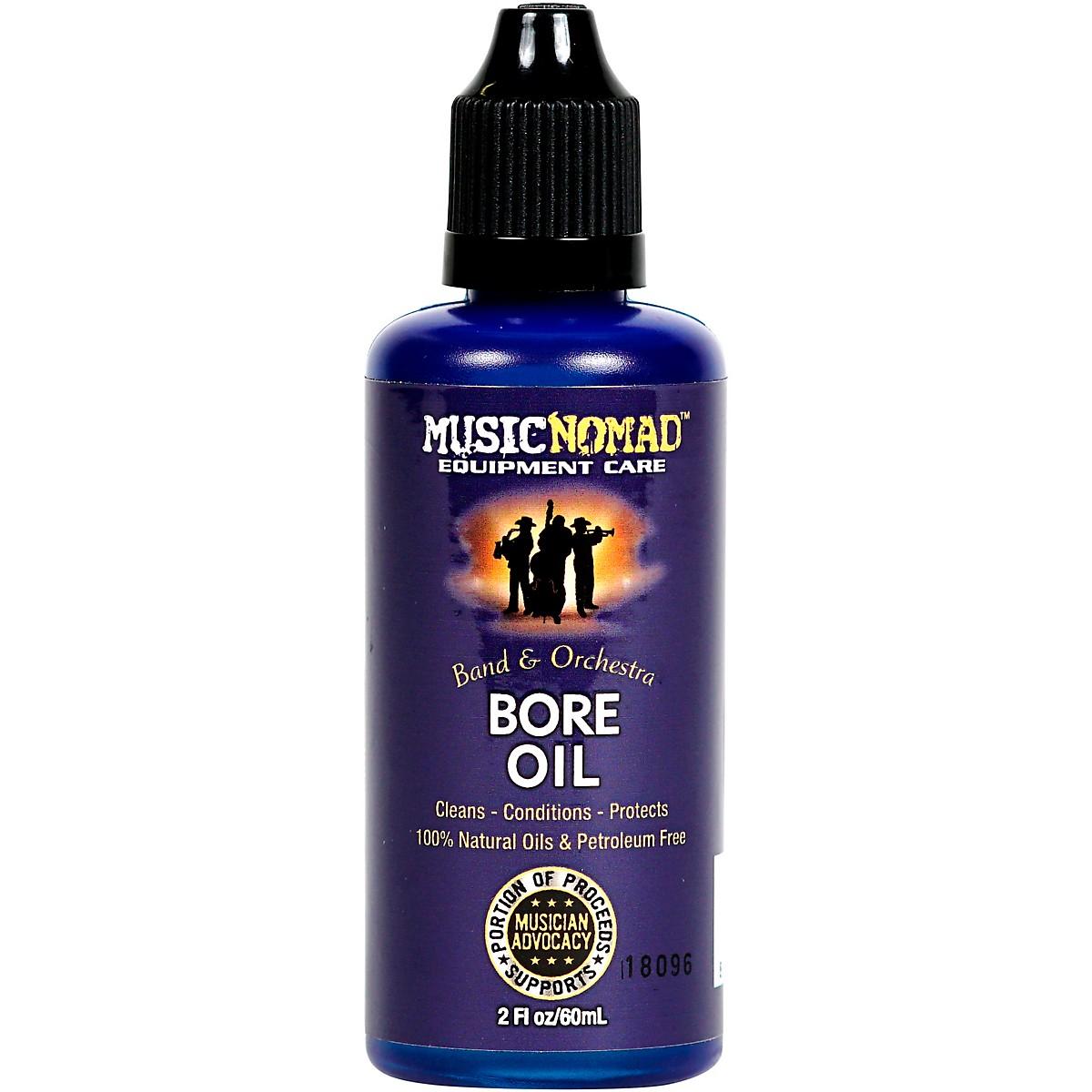 MusicNomad Natural Organic Bore Oil