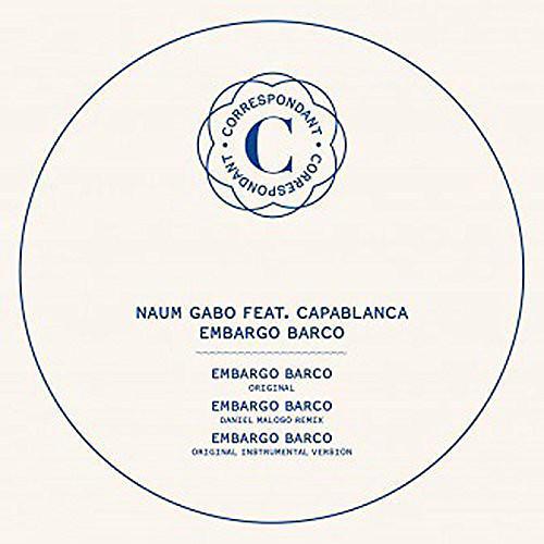 Alliance Naum Gabo - Embargo Barco