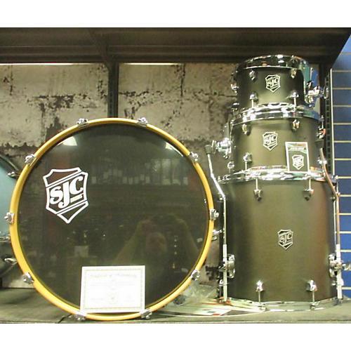 SJC Drums Navigator 4 Pc. Shell Pack Drum Kit