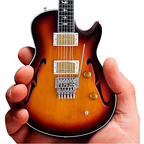 Axe Heaven Neal Schon Sunburst NS-15 PRS Miniature Guitar Replica Collectible