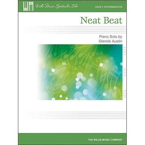 Willis Music Neat Beat - Early Intermediate Piano Solo by Glenda Austin