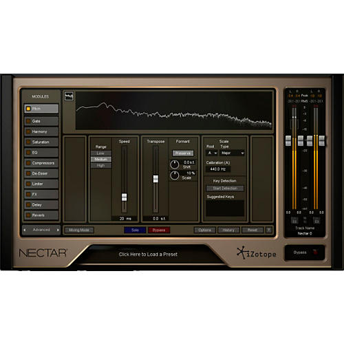 iZotope Nectar 2 Production Suite Upgrade from Nectar