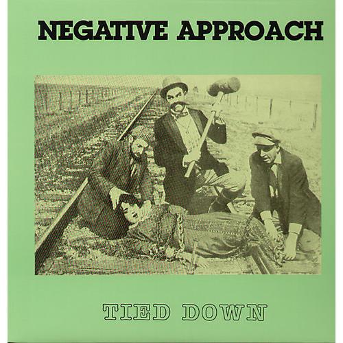 Alliance Negative Approach - Tied Down