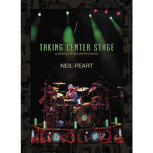Hudson Music Neil Peart - Taking Center Stage 3-DVD Set