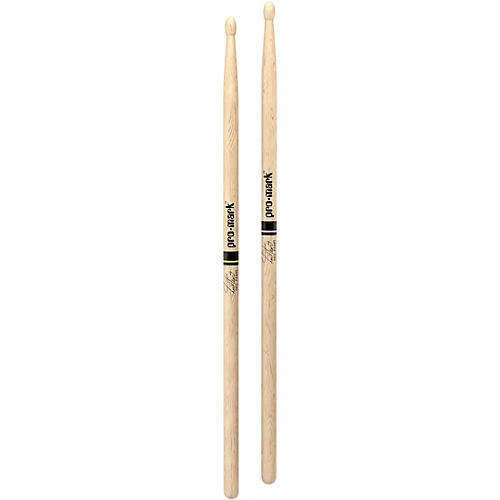 promark neil peart autograph series drumsticks wood tip guitar center. Black Bedroom Furniture Sets. Home Design Ideas