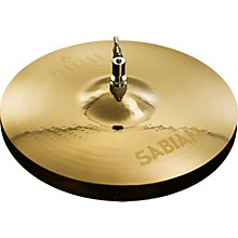 Neil Peart Paragon Hi-Hats Brilliant 13 in.
