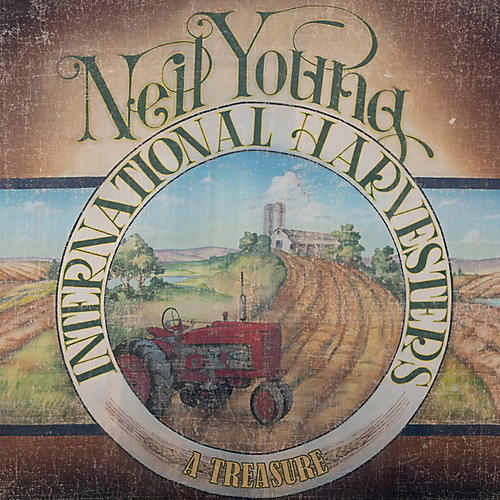 Alliance Neil Young - Treasure