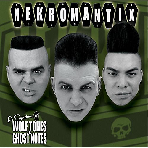 Alliance Nekromantix - Symphony Of Wolf Tones & Ghost Notes