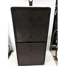 Eden Nemesis N-810 Bass Cabinet