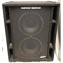 Genz Benz Neo 210T 2x10 Bass Cabinet