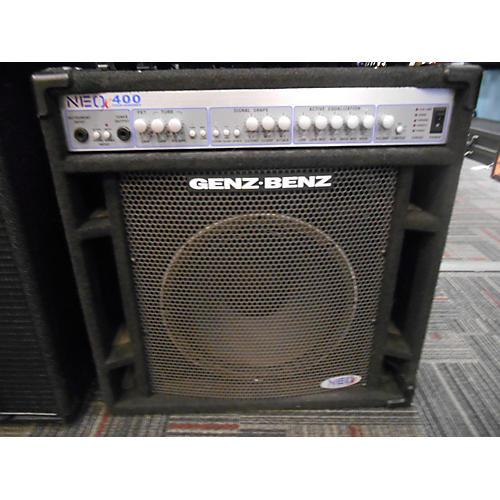 Genz Benz NeoX400 Bass Combo Amp