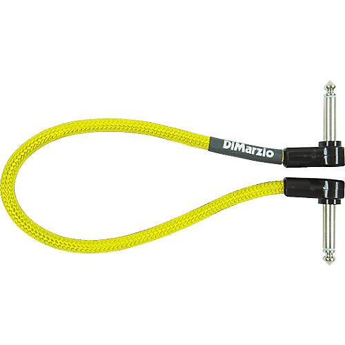 DiMarzio Neon Overbraid Jumper Cable Pedal Coupler