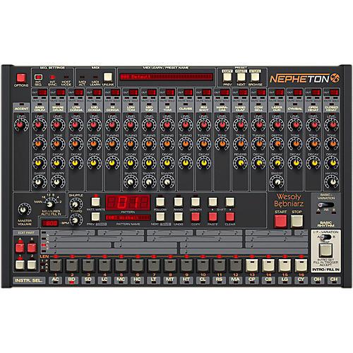 D16 Group Nepheton TR808 Emulation (VST/AU) Software Download