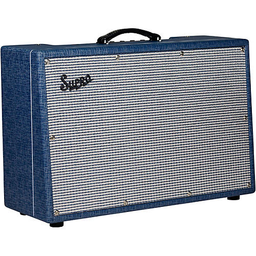 open box supro neptune reverb 25w 2x12 tube guitar combo amplifier guitar center. Black Bedroom Furniture Sets. Home Design Ideas
