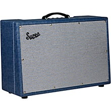 Supro Neptune Reverb 25W 2x12 Tube Guitar Combo Amplifier