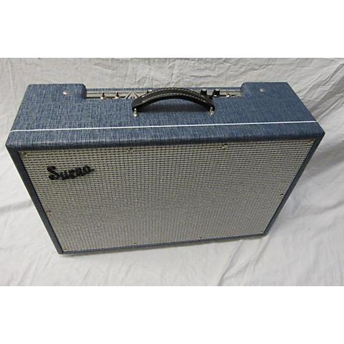 Supro Neptune Reverb Tube Guitar Combo Amp
