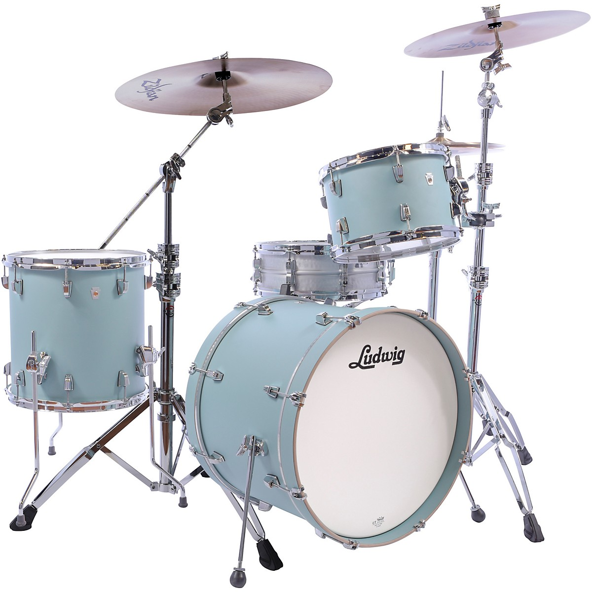 Ludwig NeuSonic 3-Piece Shell Pack with 20