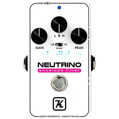 Keeley Neutrino V2 Envelope Filter Effects Pedal