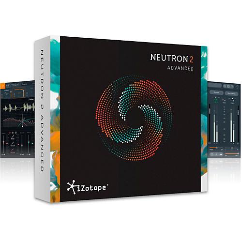 iZotope Neutron 2 Advanced Upgrade From Neutron Elements