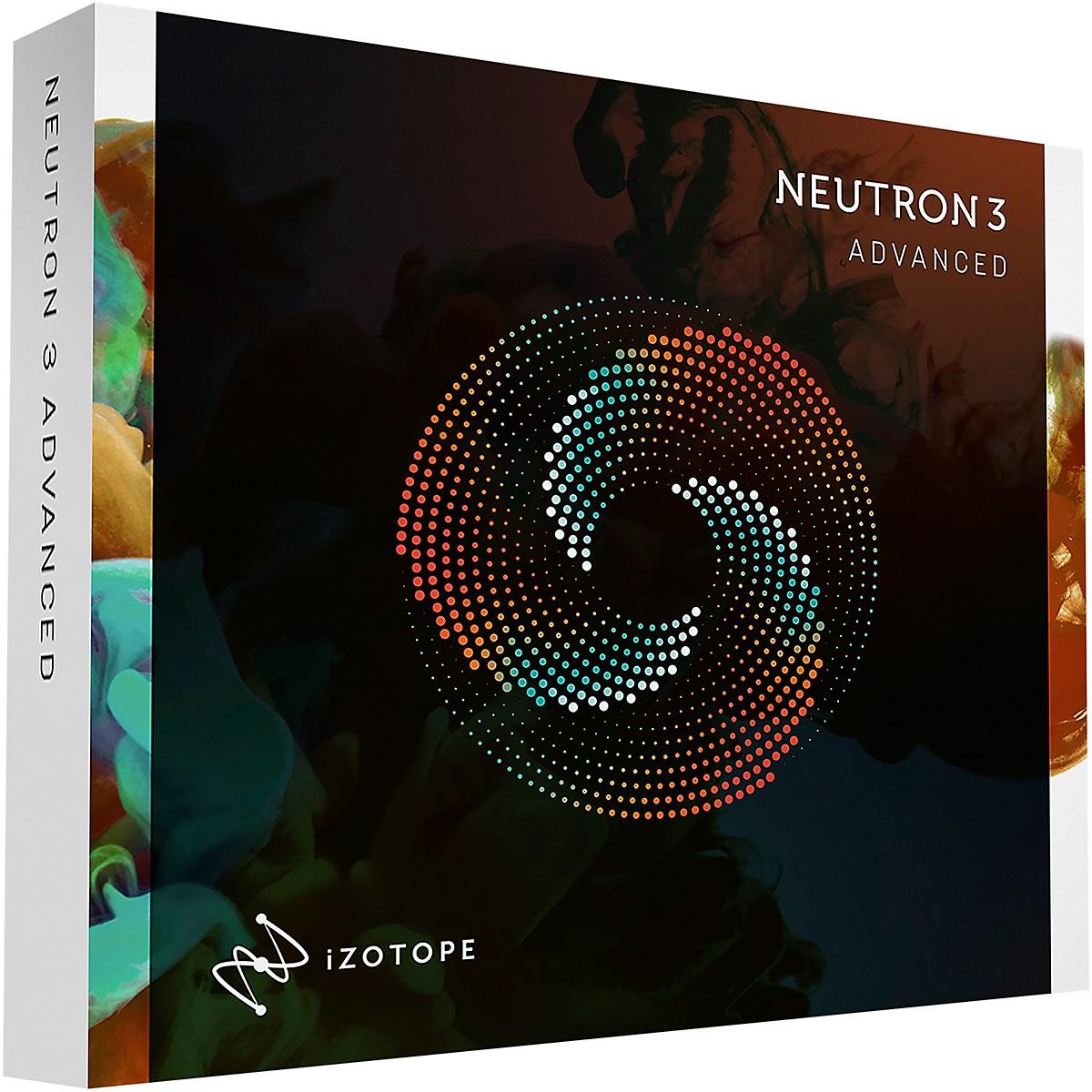 iZotope Neutron 3 Advanced: Upgrade from Neutron 1-2 Advanced