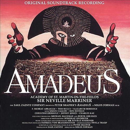 Alliance Neville Marriner - Amadeus