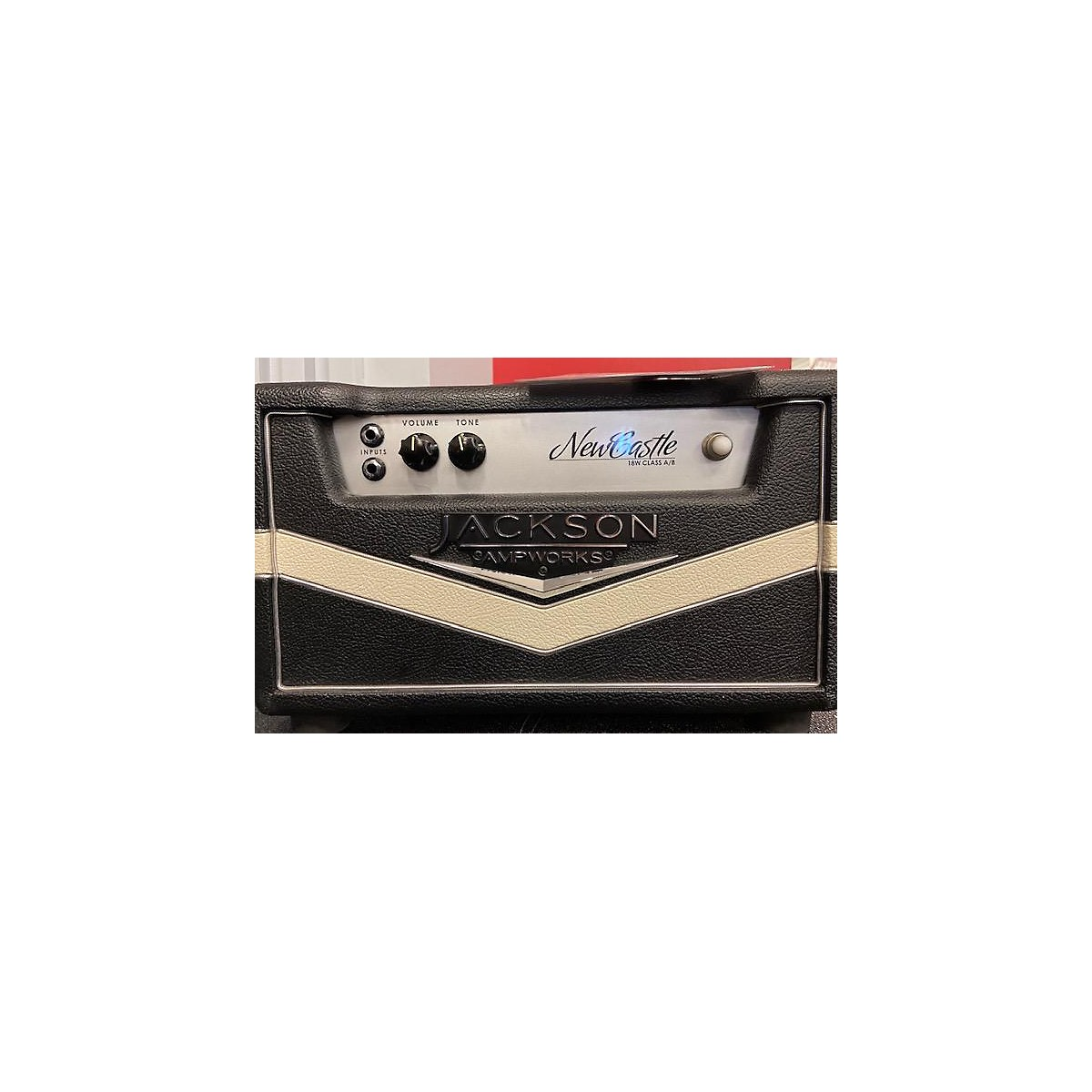 Jackson Ampworks New Castle 18w Solid State Guitar Amp Head