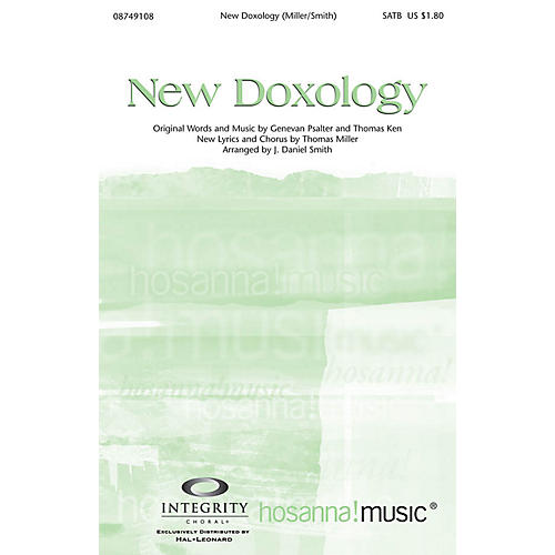Integrity Music New Doxology Orchestra Arranged by J. Daniel Smith