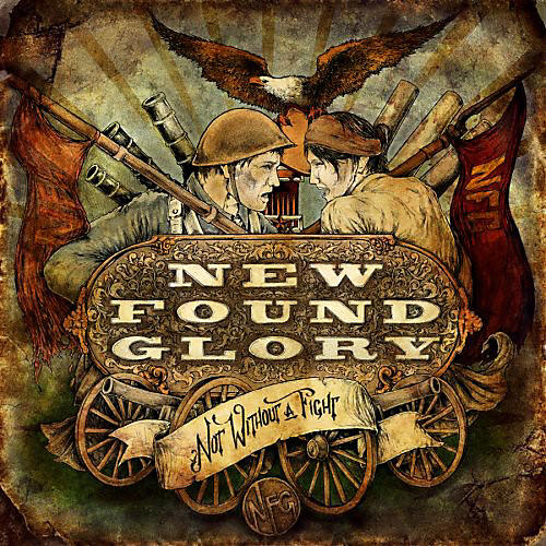 Alliance New Found Glory - Not Without a Fight