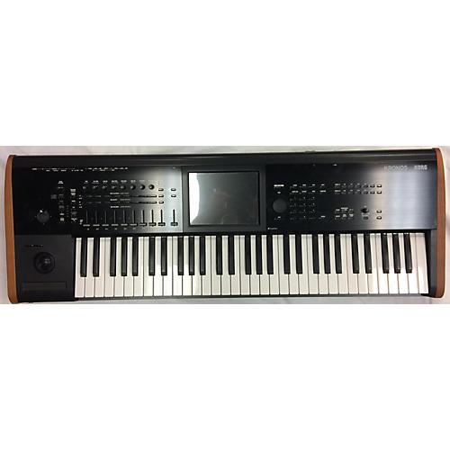 Korg New Kronos Keyboard Workstation