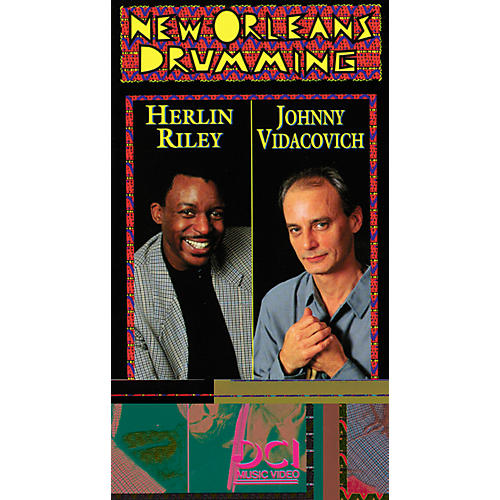 Alfred New Orleans Drumming Boxed Set