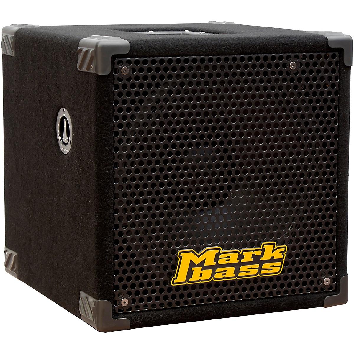 Markbass New York 151 Black 300W 1x15 Bass Speaker Cabinet