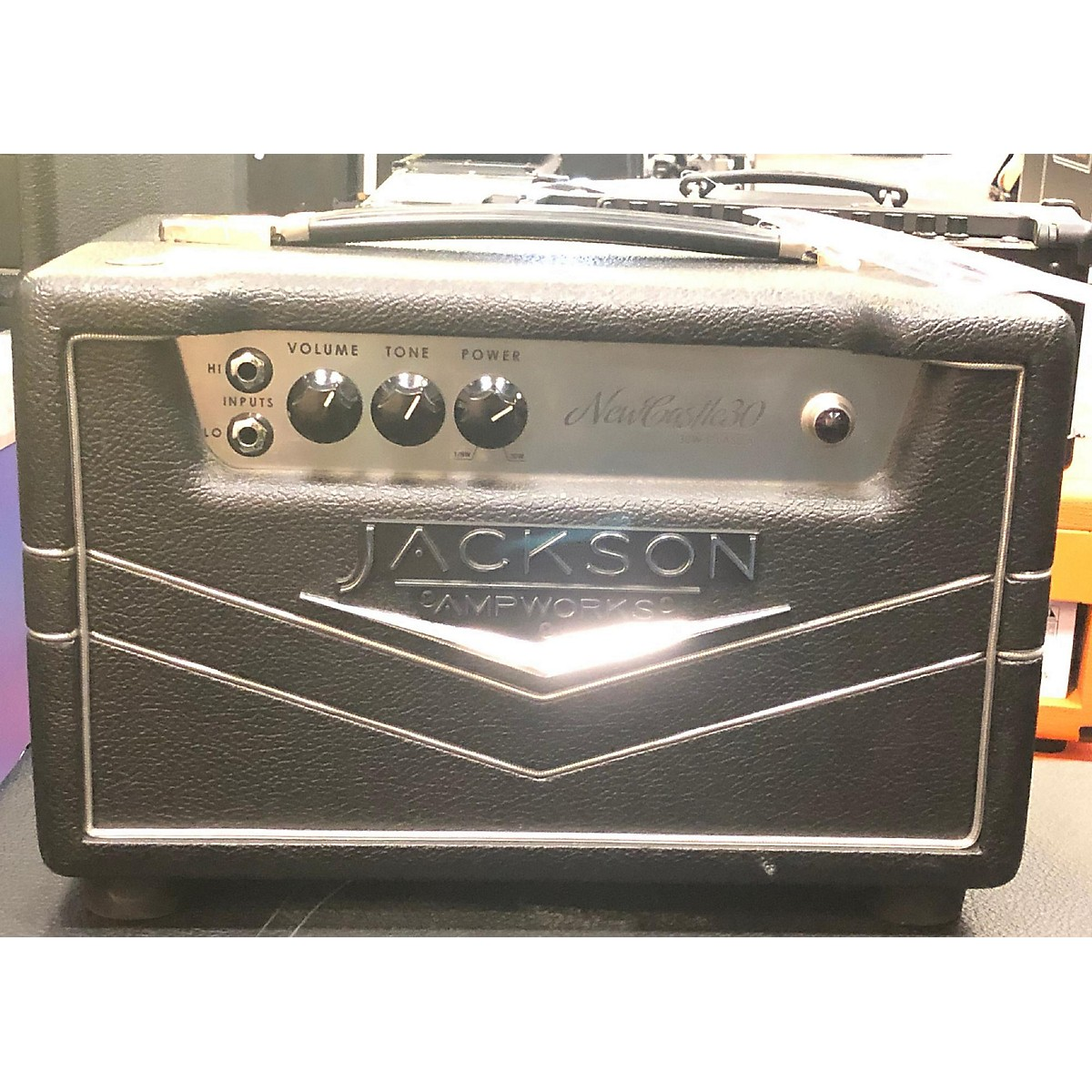 Jackson Ampworks Newcastle 30 30W CLASS A Solid State Guitar Amp Head
