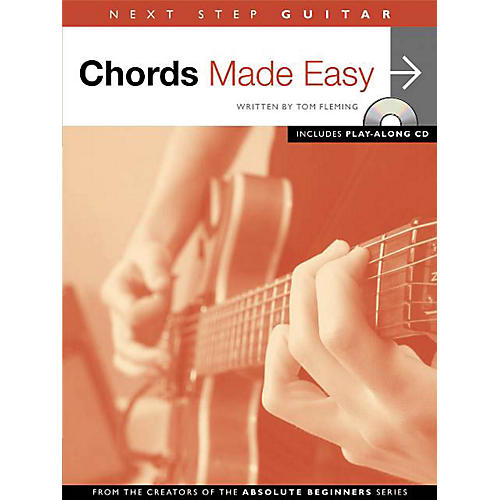 Music Sales Next Step Guitar - Chords Made Easy Music Sales America Series Softcover with CD Written by Tom Fleming